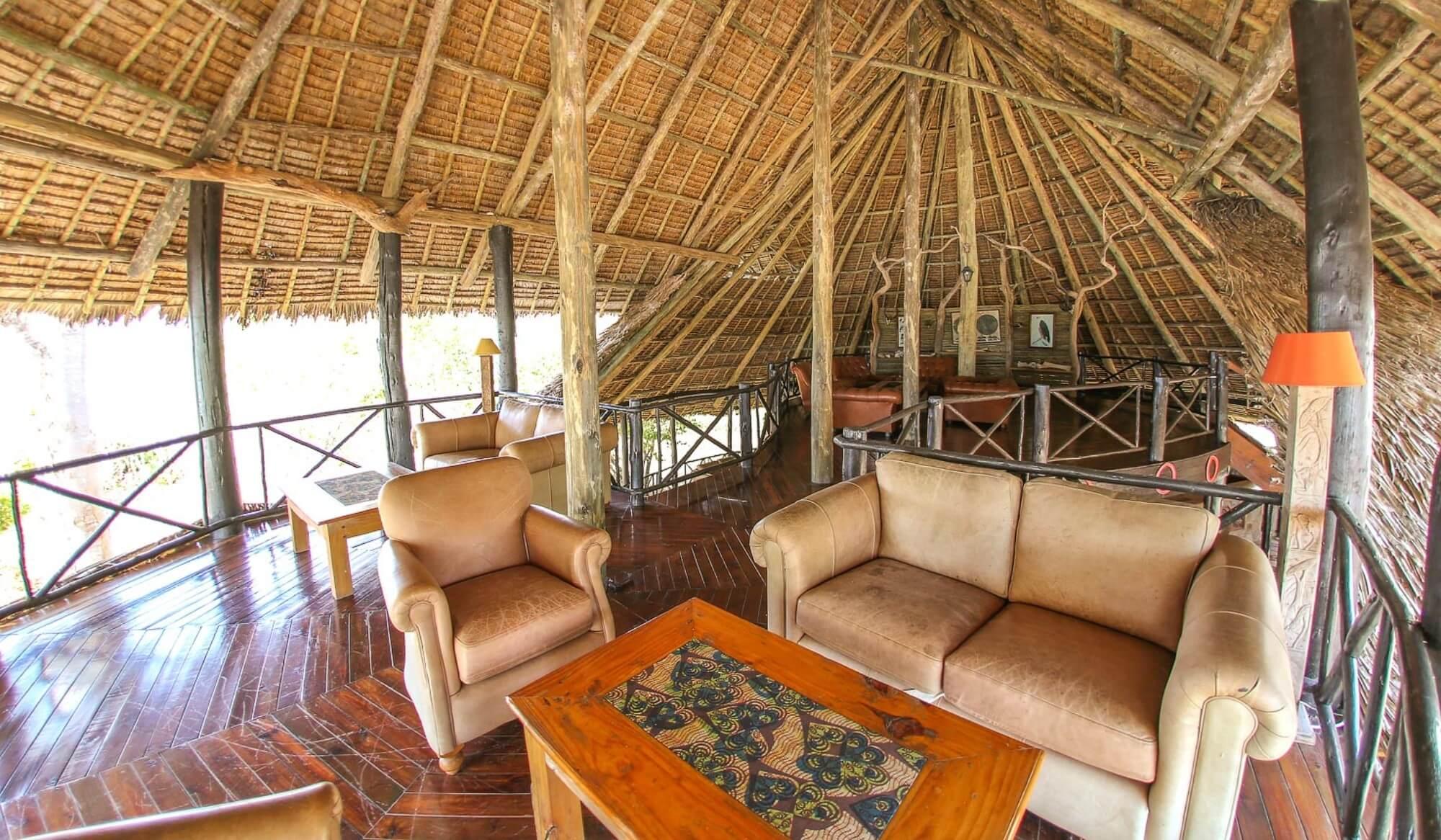 Rufiji River Camp - Africa Bound Adventures